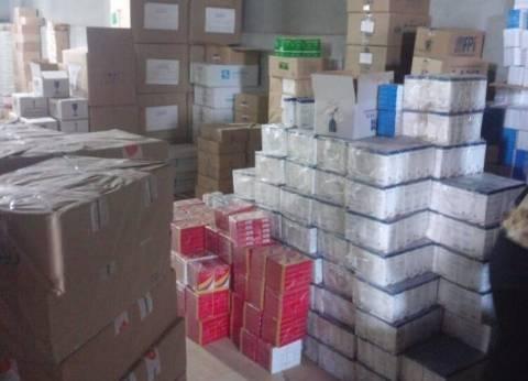 سرقة أدوية من أبو الصير للتأمين الصحي في الدقهلية بـ45 ألف جنيه