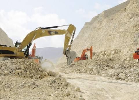 باقٍ من الزمن 70 يوماً.. «الوطن» فى «جبل الجلالة»: مشروع تحول من مجرد طريق إلى «مدينة متكاملة»