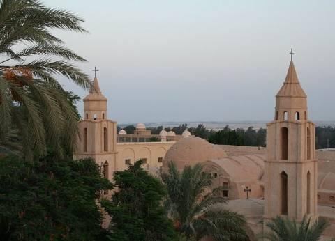 """غدا.. بدء فعاليات مؤتمر """"حنطة وزوان"""" بدير مارمينا في المنيا"""