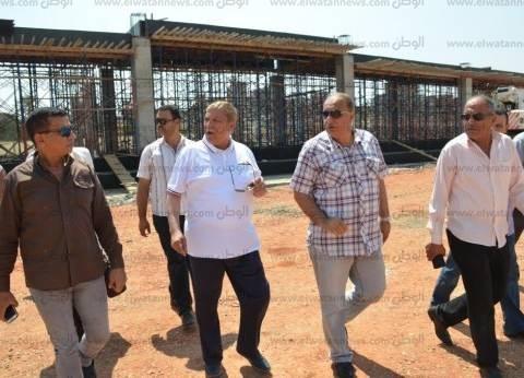 محافظ الإسماعيلية: افتتاح الكورنيش الجديد والممشى العام الجاري