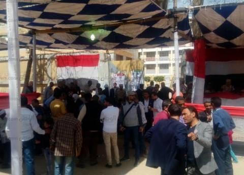 إقبال كثيف من أهالي بورسعيد على التصويت في الانتخابات الرئاسية