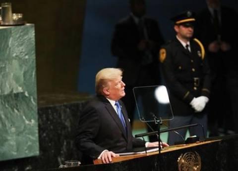 ترامب يطالب بمساهمة الدول الأعضاء في الأمم المتحدة بالمنظمة الدولية