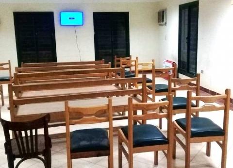 تجهيز 43 شاشة عرض بمراكز الشباب في سوهاج لتشجيع منتخب مصر