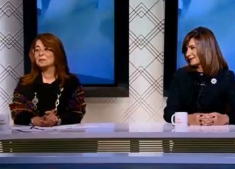 """نبيلة مكرم: علاقتي بغادة والي بدأت وأنا دبلوماسية.. """"كانت بتعيد عليا"""""""