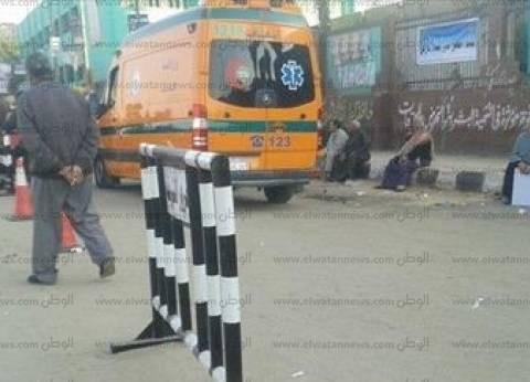"""مصدر بـ""""إسعاف الشرقية"""": 80 سيارة استعدادا لأي طوارئ في الانتخابات"""