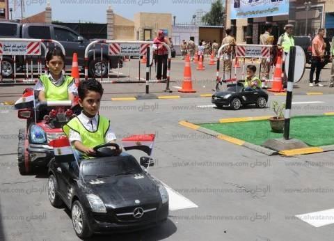مدير إدارة مرور كفر الشيخ: المدينة المرورية للأطفال بفوة محاكاة للواقع