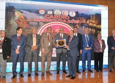 """افتتاح مؤتمر دولي لقسم أمراض القلب والأوعية الدموية بـ""""طب المنصورة"""""""
