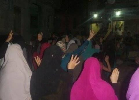 الأمن يفرق مسيرة إخوانية في دمنهور.. ويلقي القبض على 5 من المشاركين