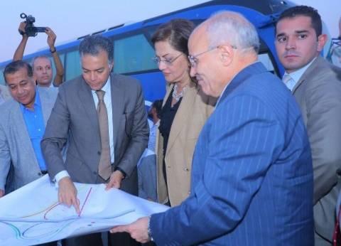 وزير النقل يعلن انتهاء تنفيذ القوس الشمالي الغربي وتشغيليه تجريبيا