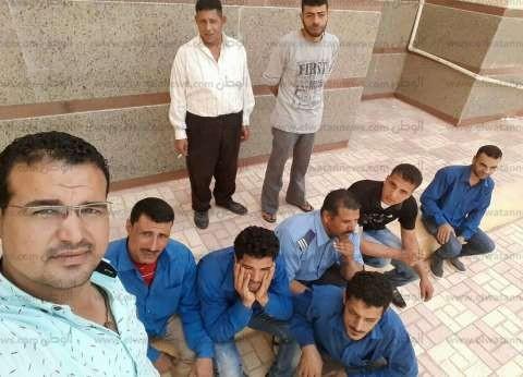 إضراب موظفي الأمن بمستشفى أبو المطامير لعدم تقاضيهم رواتبهم منذ 3 أشهر