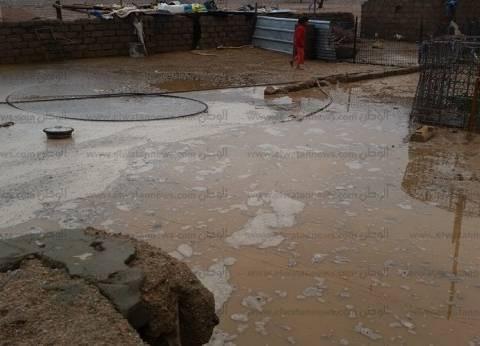 """""""عمليات جنوب سيناء"""": رفع حالة الاستعداد القصوى تحسبا لحدوث سيول"""