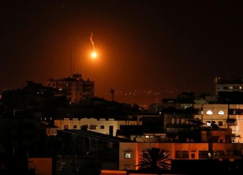 عاجل| طائرات الاحتلال تقصف مقر فضائية الأقصى في قطاع غزة للمرة الثانية