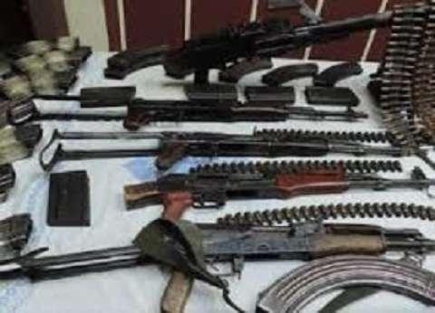 الأمن العام يضبط 6 أشخاص بحوزتهم أسلحة نارية في أسيوط