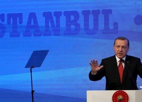 """وكالة تركية:""""أردوغان"""" استقبل أمير دولة قطر في """"طرابزون"""""""