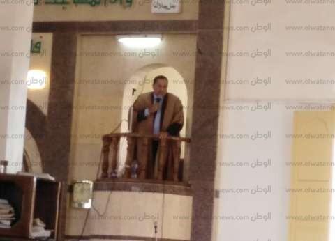 """لجنة من """"أوقاف شمال سيناء"""" تعاين مساجد الشيخ زويد"""