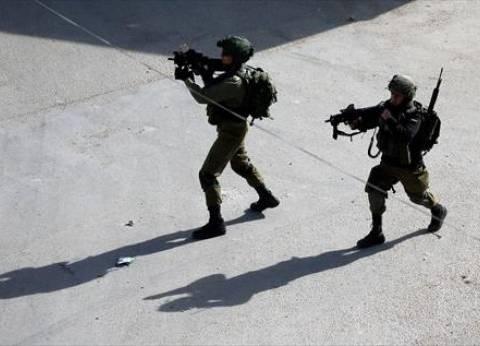 عاجل| الاحتلال يطلق قنابل الغاز والرصاص على المتظاهرين في الخليل