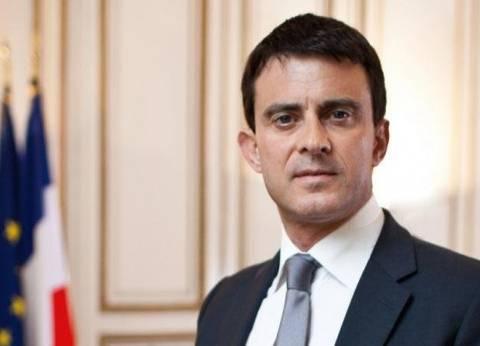 """رئيس الوزراء الفرنسي: نحن في حالة حرب.. وسنتحرك لتدمير """"داعش"""""""