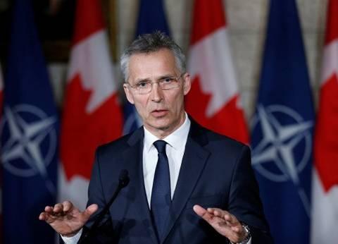 الناتو يعلن دعمه للضربات العسكرية على سوريا