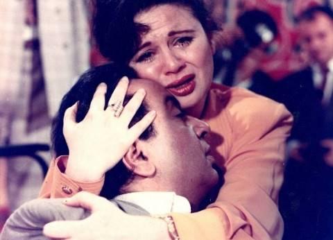 """إلهام شاهين في ذكرى وفاة نور الشريف: """"لسه قلبي بيبكي عليك"""""""