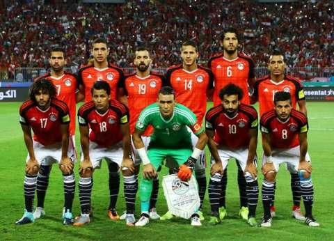 بالصور| مصر تنافس الكاميرون ونيجيريا على لقب أفضل منتخب أفريقي في 2017