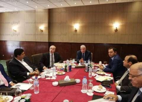 محافظ جنوب سيناء يجتمع بممثلي الوزارات لبحث تطوير السياحة العلاجية