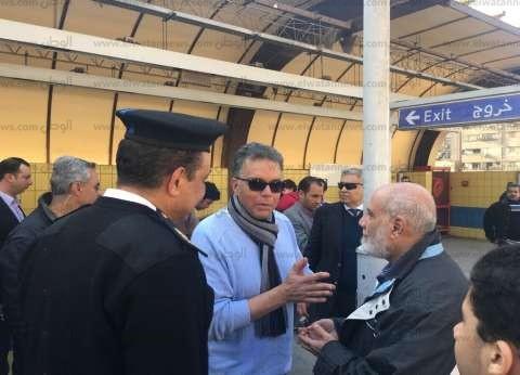 وزير النقل: القطاع الخاص سيطور السكة الحديد بعد موافقة البرلمان