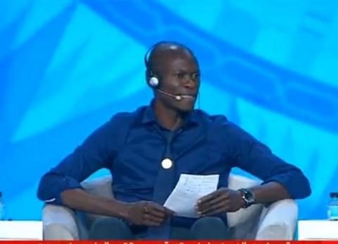 وزير الشباب السنغالي: سنعيد لمصر كل الحب الذي حملته لبلادي