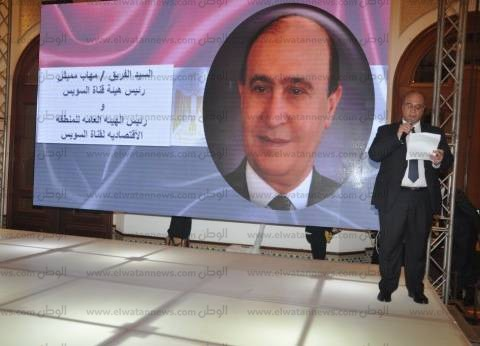 بالصور  «مميش» و«قناوي» يترأسان المؤتمر الدولي لنقابة أطباء أسنان مصر