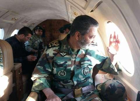 قائد الجيش الإيراني يتوجه لكرمانشاه لتفقد المناطق المنكوبة بالزلزال