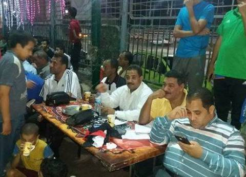 انطلاق مباريات دور نصف النهائي بالدورة الرمضانية الشعبية بالمنيا
