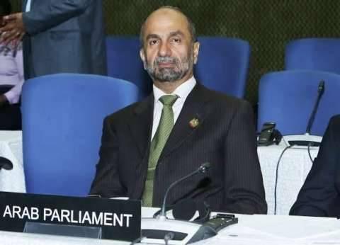 هيئة مكتب البرلمان العربي تلتقي الأمين العام الجديد لجامعة الدول العربية