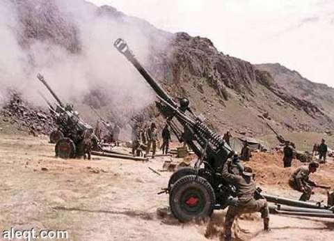 القوات الهندية والباكستانية تتبادلان إطلاق النار مجددا في إقليم كشمير
