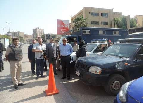 بالصور| مدير أمن الفيوم يترأس حملة أمنية مكبرة بمراكز المحافظة
