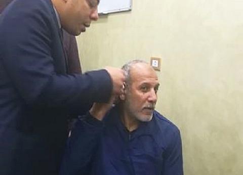 قافلة طبية تكشف على 472 نزيلا بسجن شديد الحراسة في المنيا