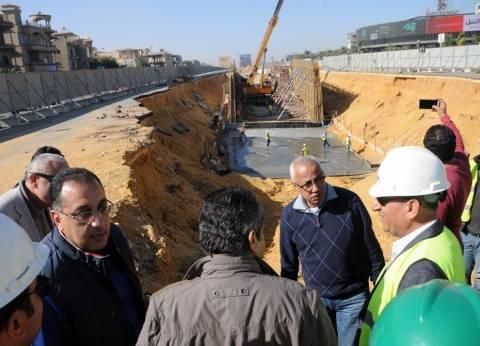 """""""الإسكان"""": العمل على إنهاء 793 مشروع مياه شرب وصرف صحي بـ60 مليار جنيه"""