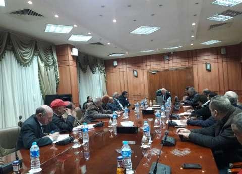 محافظ بورسعيد يناشد المواطنين بالتعاون في عمليات الحصر لمنظومة التأمين