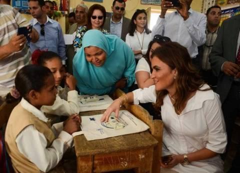 وزيرة التعاون الدولي تبحث مع ممثل صندوق الأمم المتحدة للسكان زيادة التعاون