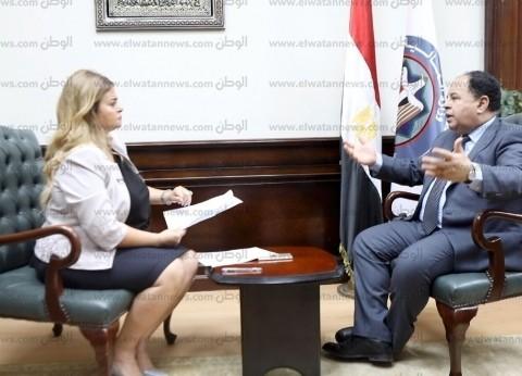 بالفيديو| وزير المالية: الفاتورة التى يدفعها الشعب هى فاتورة موروثة منذ زمن