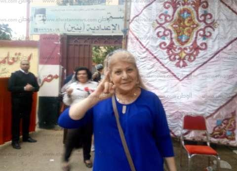 """الفنانة جليلة محمود تدلي بصوتها في """"مصطفى كامل"""" بالشيراتون"""