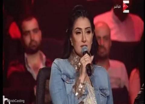 """غادة عبد الرازق تشكر """"الحسيني"""" و""""رمضان"""" لموقفهما من """"الفيديو الفاضح"""""""