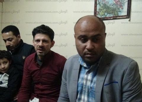 «محمد».. شاب «زي الورد» سرق حريق محطة مصر حلمه في التعيين والزواج