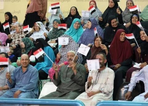 """""""تحيا مصر"""" يعلن خلو 5 قرى بمحافظة المنوفية من فيروس سي"""
