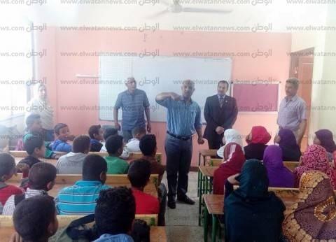 """""""ثقافة قنا"""" تواصل فعاليات الأسبوع الثقافي الثاني بقرية الحجيرات"""