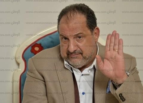 """خالد الصاوي لـ """"الوطن"""": اتفقت مع ريمون مقار على تأجيل تعاوننا لـ2020"""