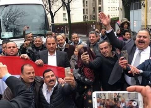 سفير مصر في تشاد: مسنة مقيمة بإنجمينا منذ 30 عاما أصرت على الانتخاب
