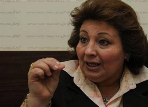 """""""مارجريت عازر"""": شعب مصر يقف صفا واحدا خلف قواتنا المسلحة"""