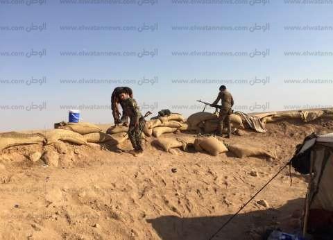 أبرزها عمارة يعقوبيان.. 5 أعمال فنية جسدت معسكرات الإرهابيين بالصحراء