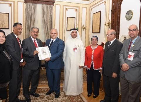 رئيس جامعة القاهرة: مصر والبحرين تربطهما علاقات استراتيجية