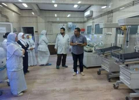 """""""صحة أسيوط"""": إحالة عدد من العاملين بمستشفيات ساحل سليم وأبنوب للتحقيق"""