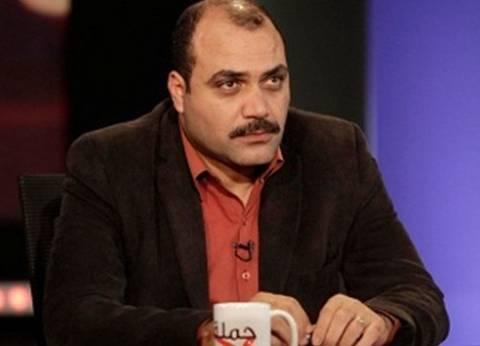 دفاع محمد الباز في سب القضاء يطلب شهادة نقيب الصحفيين